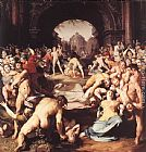 Cornelis Cornelisz Van Haarlem - Massacre of the Innocents