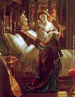 Daniel Maclise - Madeline after prayer