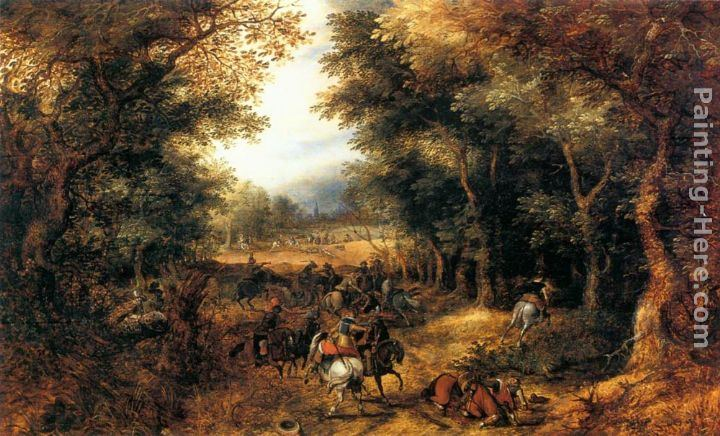 famous forest paintings Famous Forest Paintings