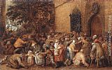 David Vinckbooms - Distribution of Loaves to the Poor