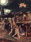 Denys van Alsloot - Nativity