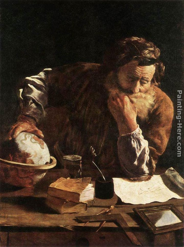Domenico Feti Portrait of a Scholar