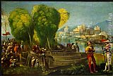 Dosso Dossi - Aeneas and Achates on the Libyan Coast