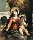Dosso Dossi - Madonna and Child