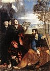 Dosso Dossi - Sts John and Bartholomew with Donors