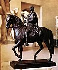 Edme Bouchardon - Equestrian statue of Louis XV