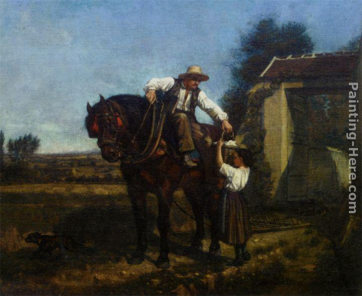 Edouard Frere The Ploughmans Lunch
