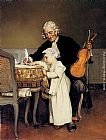 Eduard Charlemont - The Music Lesson