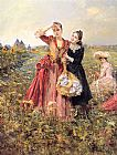 Eduardo Leon Garrido - Picking Wildflowers