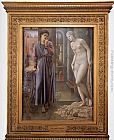 Edward Burne-Jones Pygmalion and the Image II - The Hand Refrains painting