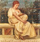 Edward John Poynter - Reading