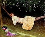 Edward Killingworth Johnson - The Hammock