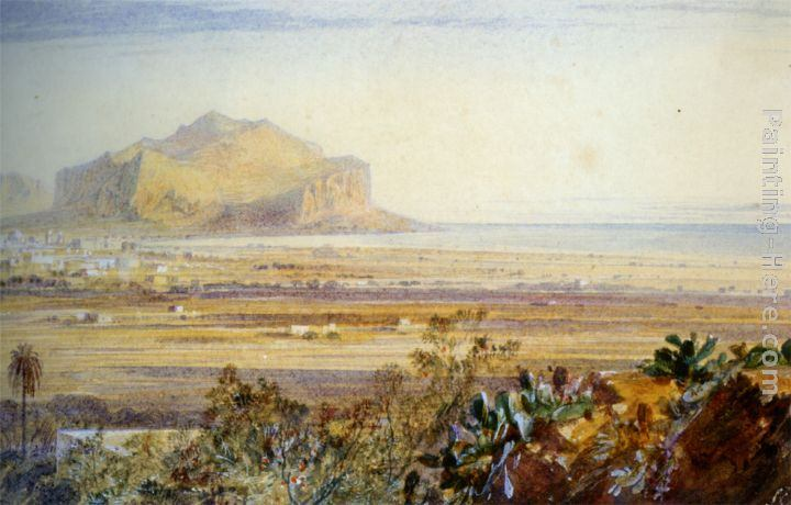 Edward Lear Original Paintings For Sale