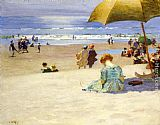 Edward Potthast - Hourtide