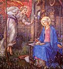 Edward Reginald Frampton - The Annunciation