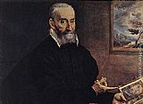 El Greco Portrait of Giulio Clovio painting