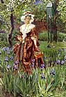 Eleanor Fortescue-Brickdale - Madame Placid