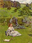 Eleanor Fortescue-Brickdale - The Rose