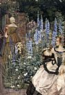 Eleanor Fortescue-Brickdale - They toil not, neither do they spin