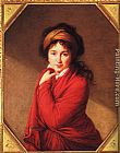 Elisabeth Louise Vigee-Le Brun - Portrait of Countess Golovine