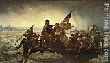 Emanuel Gottlieb Leutze - Washington Crossing the Delaware