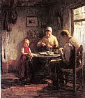 Evert Pieters - The Afternoon Meal