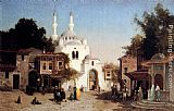 Fabius Germain Brest - Outside The Mosque