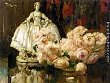 roses Wall Art - Still Life with Roses
