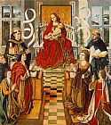 Fernando Gallego - Madonna of the Catholic Kings