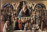 Famous Virgin Paintings - Coronation of the Virgin
