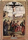 Francesco Francia - Crucifixion