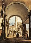 Francesco Guardi - An Architectural Caprice