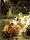 Francesco Hayez - Bathsheba at Her Bath