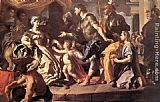 Francesco Solimena - Dido Receiveng Aeneas and Cupid Disguised as Ascanius