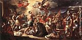 Francesco Solimena - The Martyrdom of Sts Placidus and Flavia