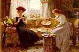 Francis Sidney Muschamp - Fortune Telling