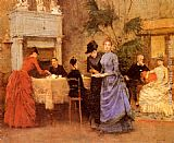 Francisco Miralles - Afternoon Tea