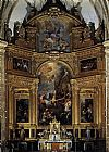 Francisco Rizi - Altarpiece