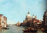 Canal Wall Art - Le Grande Canal, Venise