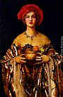 Frank Cadogan Cowper - The Golden Bowl