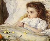 Frank Holl - The Convalescent