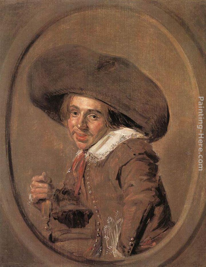 Frans Hals Canvas Paintings