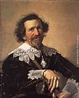 Van Canvas Paintings - Pieter van den Broecke