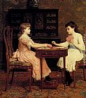 Frederick Goodall - Old Maid