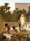 Frederick Goodall - The Finding of Moses