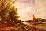 Frederick Waters Watts - The Riverbank