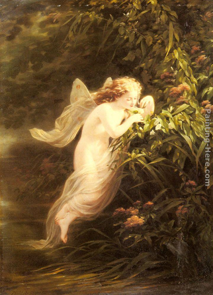 Fritz Zuber-Buhler The Spirit of the Morning