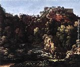 Gaspard Dughet - View of Tivoli