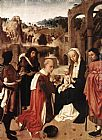 Geertgen tot Sint Jans - Adoration of the Kings