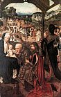 Geertgen tot Sint Jans - Adoration of the Magi